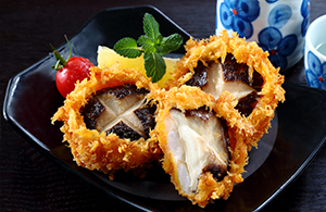 What's good about a top tempura?