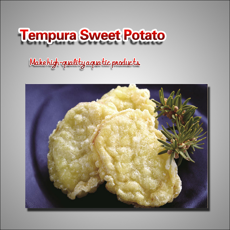 Tempura Sweet Potato